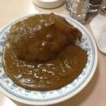 レストラン 野咲 - カツカレー(大)