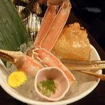 Sapporokaniya - 蟹のお造り(追加分)
