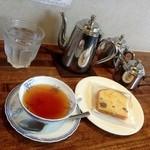 ティーガーデン - 料理写真:ダージリン オータムナル サマピオン茶園