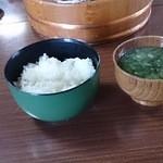 吉川鮮魚店 - ごはんセット