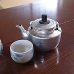 吉川鮮魚店 - お茶セット