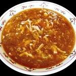 紅谷食堂 - 料理写真:担々麺(辛さup)\750/紅谷食堂(小田原)