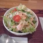 カフェ モナミ - サラダ