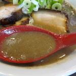 すぷ - にぼしなスープアップ