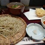 大坪屋彦七 - 鴨汁蕎麦