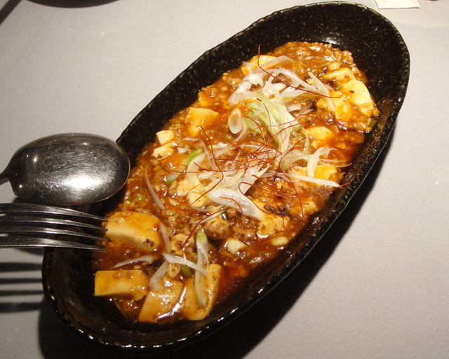 楼蘭 - 麻婆豆腐