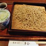 18239548 - 京金(せいろ・840円)
