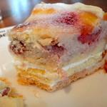 Irupojitano - 甘さを抑えあっさりしたケーキ