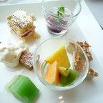 マンゴツリー東京 - デザートも充実