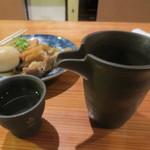 18240664 - 日本酒 350円