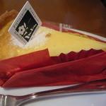 18242457 - 焼チーズケーキ
