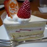 18242459 - ショートケーキ