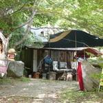 森のラーメン高須 - お店の全景