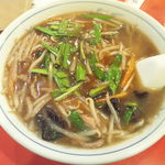 上海菜館 - サンマーメン