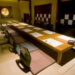 咲椀 - 会社ぐるみでの宴・・・そんな時は多人数でのお食事も可能な座敷席へ!