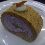 ココアイ - お芋とおいものロール 300円