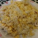 18246876 - 蒸し鶏レタスチャーハン