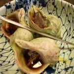 北海道料理 かすべ - つぶ焼き
