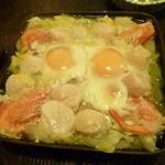 北海道料理 かすべ - 名物のトロイカ鍋