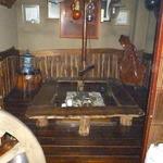 北海道料理 かすべ - 囲炉裏の部屋は要予約