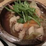 たまりば - ●豚のしょうが煮、これまた美味かった!