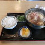 藤弘 - うどん定食