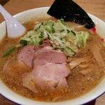 野方ホープ - 野菜ラーメン(880円)
