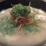 たらふくまんま - 白湯鶏叉焼麺