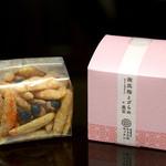 柿の種専門店 かきたねキッチン - 南高梅とざらめ+黒豆