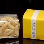 柿の種専門店 かきたねキッチン - 贅沢チーズ+アーモンド