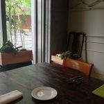 Le Salon de Legumes - 入口窓側