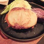 ピッツェリア ヴェント - 旬野菜のオーブン焼き(2012/12)