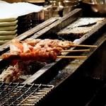 日本再生酒場 - 炭火焼です