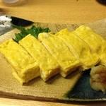 料理 四季彩 - 卵焼きです。