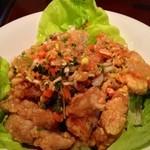 中華家族 - 油淋鶏