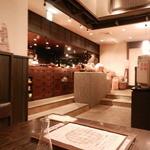 18256070 - 厨房カウンターが和箪笥 凄い!
