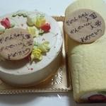 18258048 - お祝いケーキ
