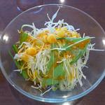 ポムの樹 - 料理写真:おすすめランチのサラダ