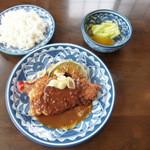 欧風料理 なかむら - ポークカツレツです。