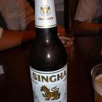 カオマンガイ専門店 Pui - タイビール