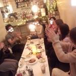 エトワールキッチン - その他写真:サプライズ誕生会