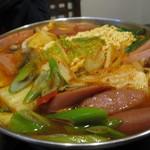 韓食堂 モクチャ - プデチゲ