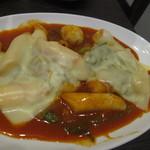 韓食堂 モクチャ - チーズトッポギ