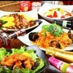 カフェ ド スイドウチョウ - 料理写真:パーティー