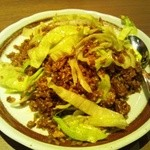 18262669 - 牛肉レタス炒飯