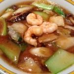 中国名菜 銀座アスター - アスター麺