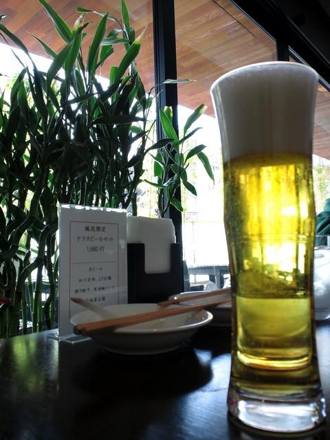 ルーロン - テラスビールセットのビール