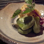 日本料理 櫂 - そらまめ美味しい。。