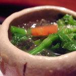 日本料理 櫂 - 春を感じる