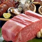 ステーキ みその - 料理写真:特選黒毛和牛のほか、ロブスター、あわびなど最上級の食材の美味しさが鉄板焼によって引き出されます